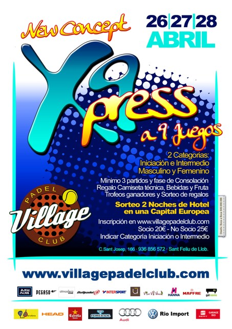 X9press a 9 Juegos