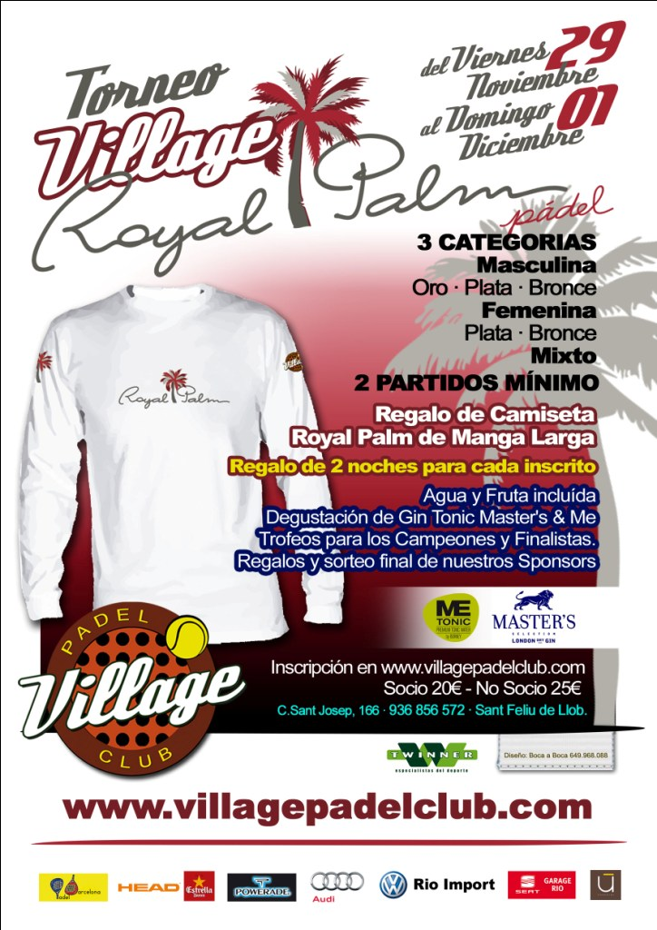 Torneo Village Royal Palm