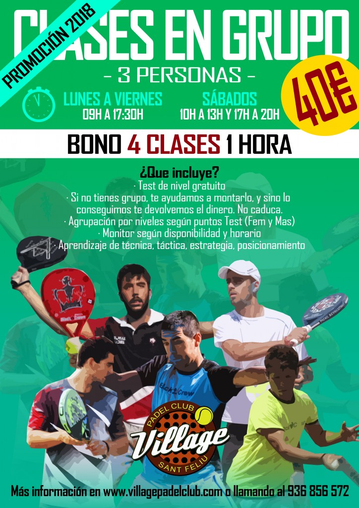 CLASES PARTIDO LOW